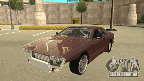 Elegy Drift Missile para GTA San Andreas