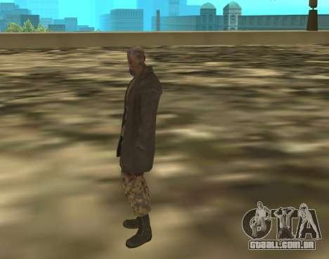 Imran para GTA San Andreas segunda tela