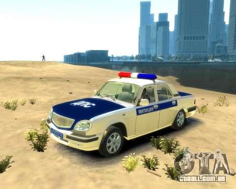 DPS DE GAZ 31105 para GTA 4