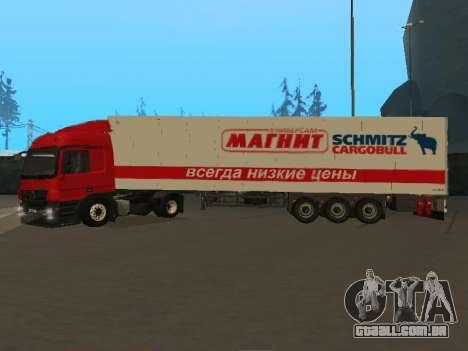 Ímã Schmitz para GTA San Andreas