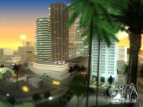 ENBSeries by Krivaseef v2.0 para GTA San Andreas quinto tela