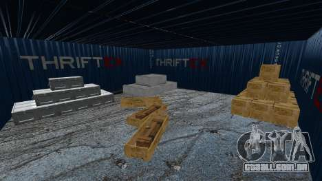Asilo para GTA 4 quinto tela