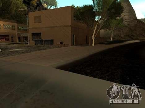 Inverno v1 para GTA San Andreas oitavo tela