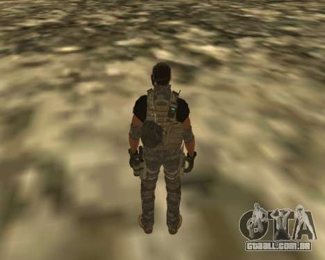 Griggs para GTA San Andreas segunda tela