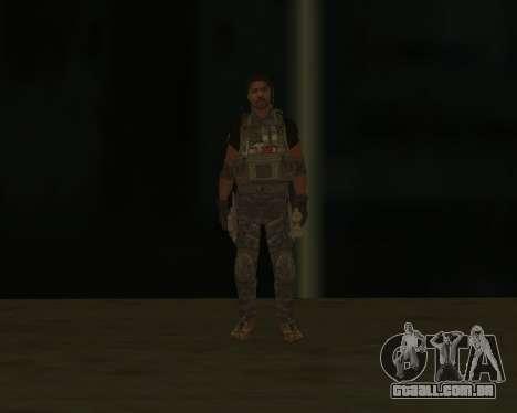 Griggs para GTA San Andreas terceira tela