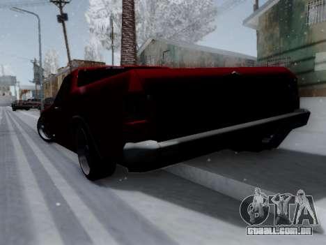 Picador V8 Picadas para GTA San Andreas vista direita