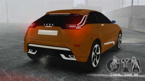 Lada XRay Concept para GTA 4 traseira esquerda vista