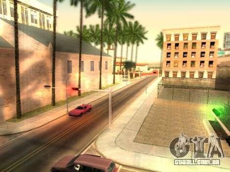 ENBSeries by Krivaseef v2.0 para GTA San Andreas por diante tela