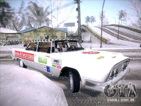 HD Bloodring Banger para GTA San Andreas vista direita
