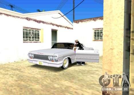 Exchange e César para GTA San Andreas