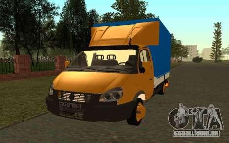 33022 gazela negócios para GTA San Andreas