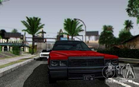 ENB Z Finale para GTA San Andreas sexta tela