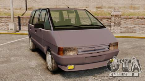 Renault Espace I 2000 TSE para GTA 4