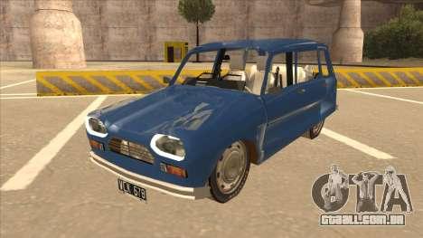 Citroën Ami 8 para GTA San Andreas