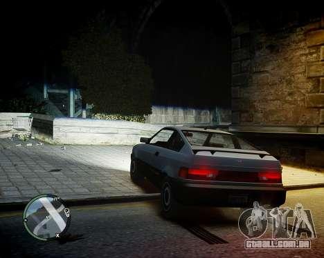 BiXenon v2.0 para GTA 4 segundo screenshot