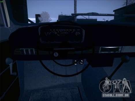 VAZ 2101 para as rodas de GTA San Andreas
