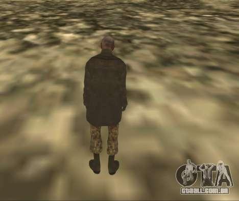 Imran para GTA San Andreas terceira tela