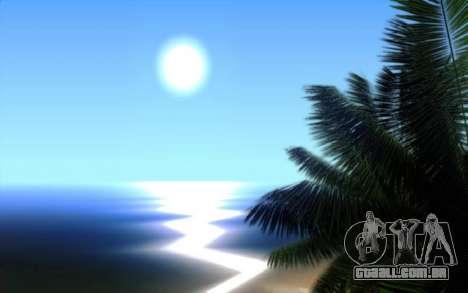 ENB Z Finale para GTA San Andreas terceira tela