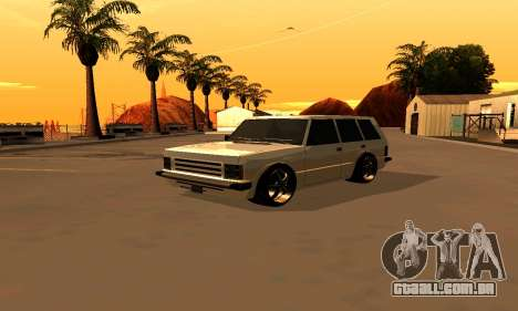 New Huntley para GTA San Andreas