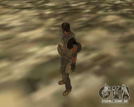 Griggs para GTA San Andreas