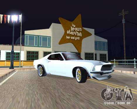 Ford Mustang Anvil para GTA San Andreas