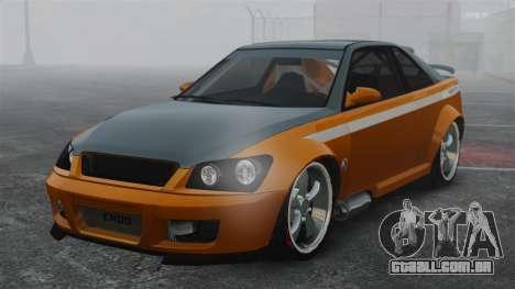 Sultan RS v2.5 para GTA 4