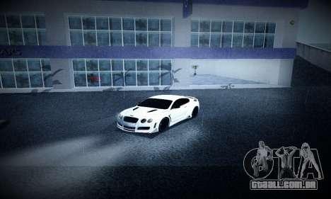 ENBseries By DjBeast para GTA San Andreas segunda tela