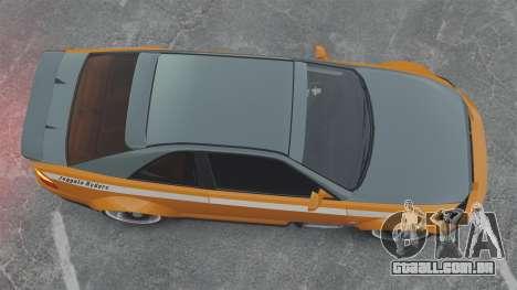 Sultan RS v2.5 para GTA 4 vista direita