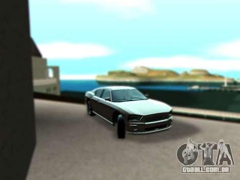 ENBSeries by Krivaseef v2.0 para GTA San Andreas terceira tela