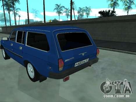 GÁS 31022 para GTA San Andreas vista direita