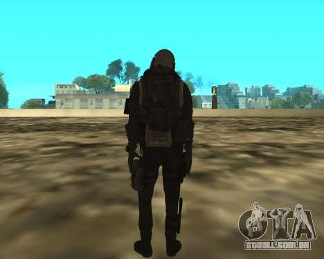 Ghost para GTA San Andreas