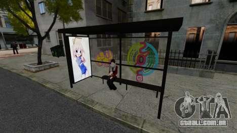 Animação japonesa para GTA 4