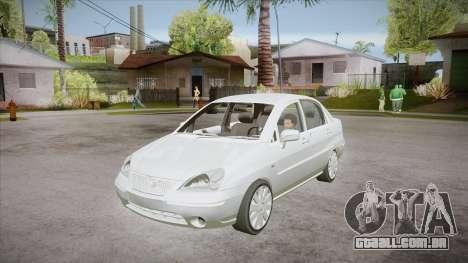 Suzuki Liana 1.3 GLX 2002 para GTA San Andreas