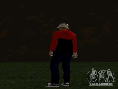 Pele por Maccer para GTA San Andreas terceira tela