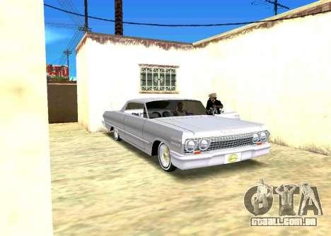 Exchange e César para GTA San Andreas terceira tela
