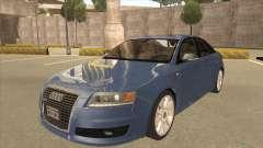2010 Audi A6 4.2 Quattro para GTA San Andreas