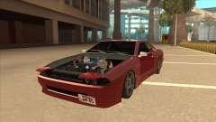 Elegy240sx Street JDM para GTA San Andreas