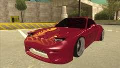 Mazda RX7 FD3S Rocket Bunny para GTA San Andreas