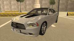 Dodge Charger RT Daytona 2011 V1.0 para GTA San Andreas