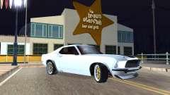 Ford Mustang Anvil para GTA San Andreas