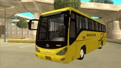 Kinglong XMQ6126Y - Bachelor Tours 435 para GTA San Andreas