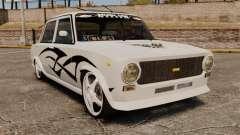 Fiat 124 Tuning