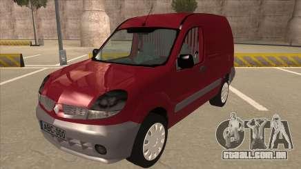 RENAULT KANGOO v1 para GTA San Andreas