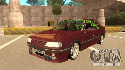 Peugeot 405 ami16 X4 para GTA San Andreas