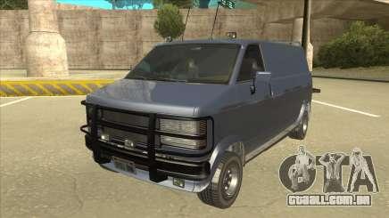 Clean TLAD Gang Burrito para GTA San Andreas