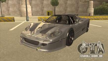 Ferrari F50 GT TT Black Revel para GTA San Andreas