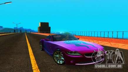 BMW Z4 2005 para GTA San Andreas