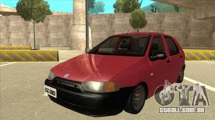 1997 Fiat Palio EDX Edit para GTA San Andreas