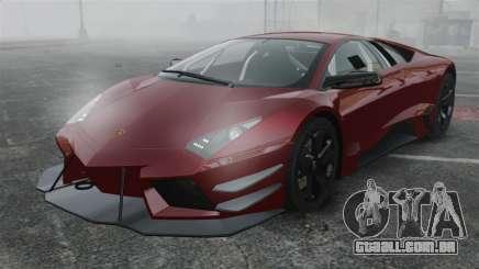 Lamborghini Reventon Body Kit Final para GTA 4