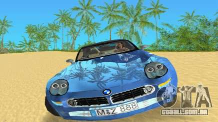 BMW Z8 para GTA Vice City